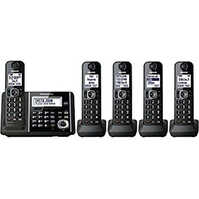 panasonic-expandable-kx-tgf345b-cordless