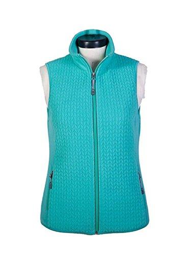 Jade Fleece Vest - 2