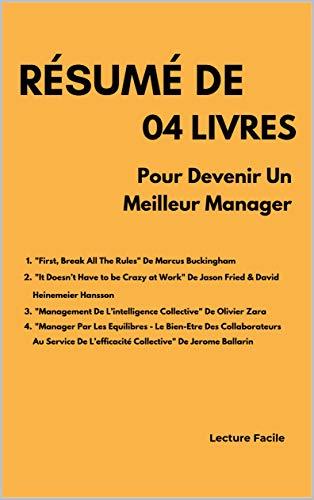Amazon Com Resume De 04 Livres Pour Devenir Un Meilleur