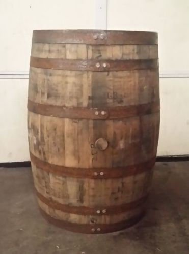 53 Gallon Used Whiskey Barrel Water Tight Make Your Own Brew