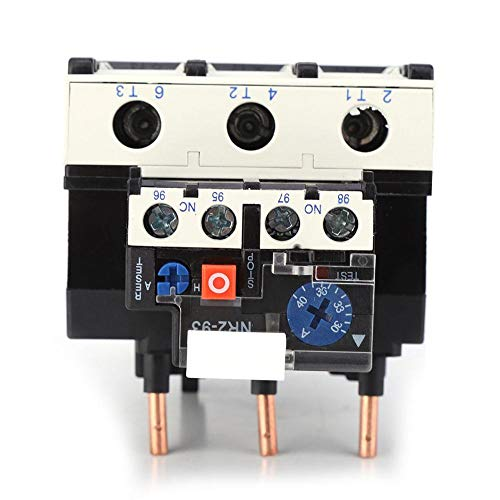 NR2-93 50-60hz Overload Relay Protective Devicem Thermal Overload Relay Thermal Protector (30A - 40A)