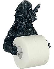 MystiCalls Decoratieve figuur draak als toiletpapierhouder - toiletpapierhouder Fantasy Gothic