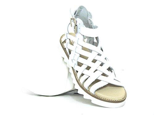 Robson Women Sandals White, (Weiss) 8072 4.350 Weiss