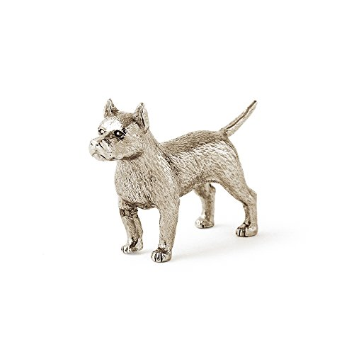 American Staffordshire Terrier Made in UK Artistic Style Dog Figurine Collection