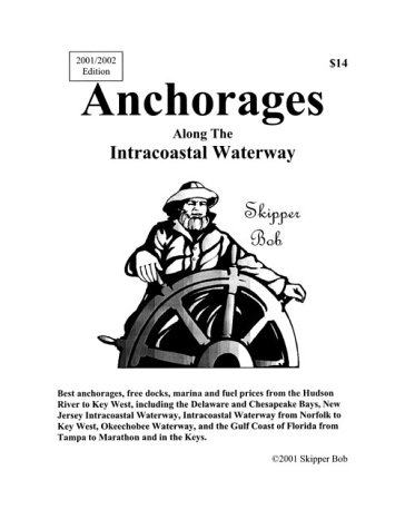 (Anchorages along the Intracoastal Waterway )