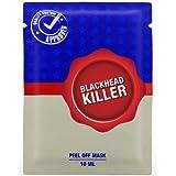LUX Style Acne Blackhead Killer Anti Brufoli Maschera Peel of Mask Confezione da 5X 10Ml