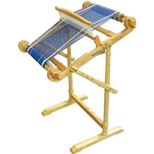 Rigid Heddle Loom Stand 16'' Only By Kromsky