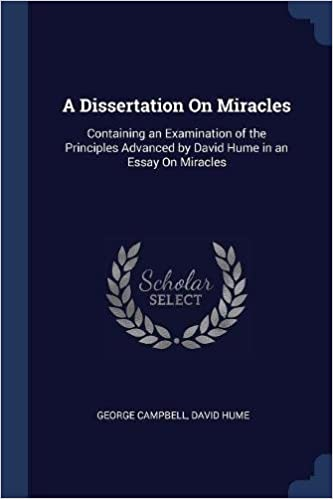 david hume essay on miracles