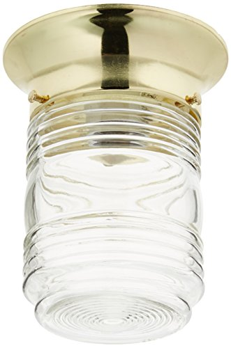 Boston Harbor 8384117 Dimmable Porch Light, (1) 60/13 W, A19/CFL Lamp