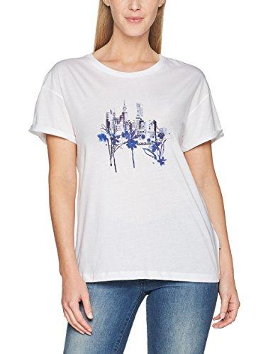 fantasy F49 Napapijri T Sebhi shirt Bianco Donna CxXHOwXq