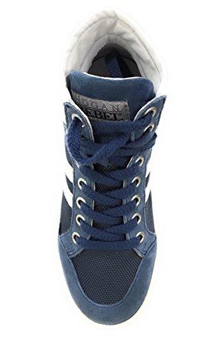 HOGAN Rebel Bambino 141072838F Azzurro Polacco Primavera/Estate