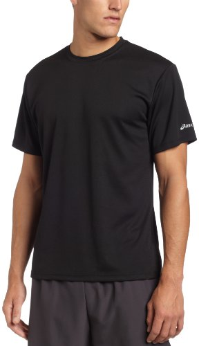 ASICS Men's Core Running Shirt Short Sleeve (Asics Core Running Short)