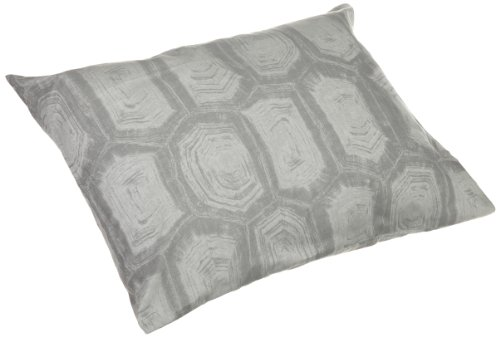 Calvin Klein Home Tortoise Standard Sham, Platinum