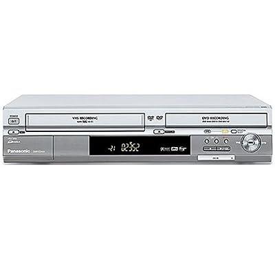 Remanufactured Panasonic DMR-ES40VS VHS / DVD Recorder Silver from Panasonic