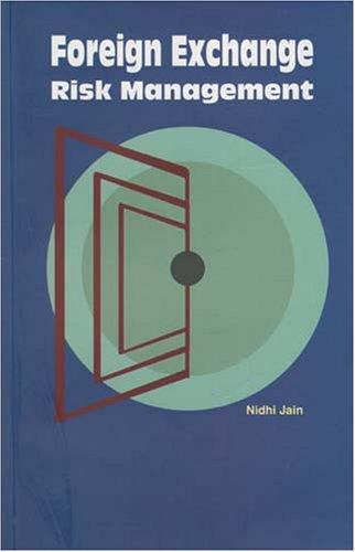 PDF⋙ Foreign Exchange Risk Management by Nidhi Jain