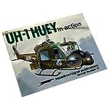 UH-1 Huey in Action, Wayne Mutza, 0897471792