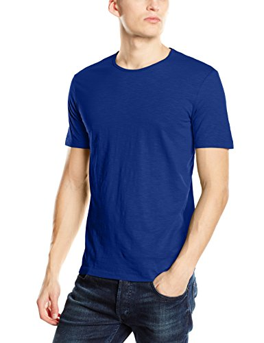 Stedman Apparel Shawn (Crew Neck)/St9400 Premium - camiseta Hombre Azul