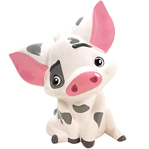Disney Moana Ceramic Piggy Bank product image