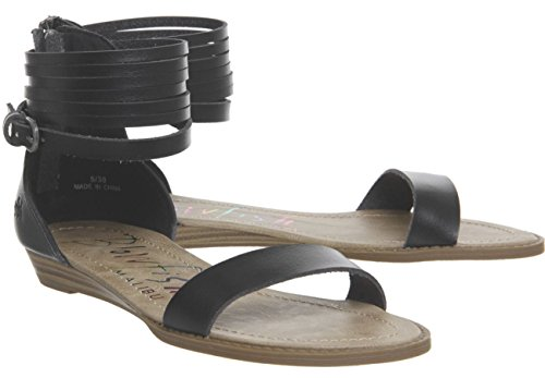 Sandales Chaussures Femmes Noir Blowfish Becha 8qtZAfxw