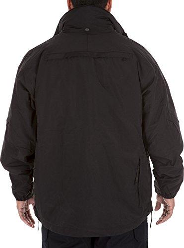 Parka 11 Tactical en 1 negro 5 Series 3 hombre wOtnq5