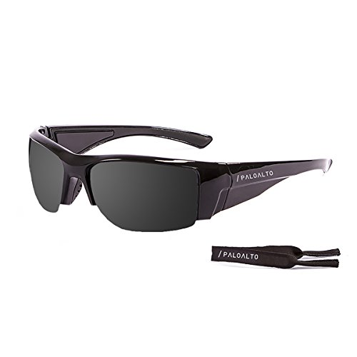 7fead28c482c97 Paloalto Sunglasses P35001 Lunette de Soleil Mixte Adulte Noir OuK0z ...