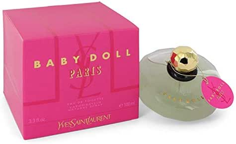 Yves Saint Laurent Baby Doll women perfume by Yves Saint Laurent Eau De Toilette Spray 3.3 oz