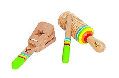 Hape - Early Melodies - Rhythm Wooden Instrument Set