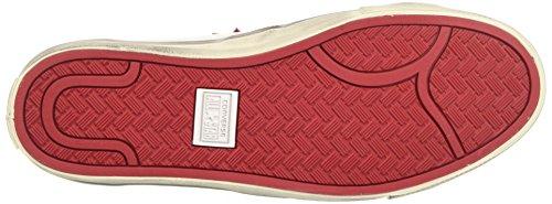 Sandalias Leather Plataforma Turtledove Blanco Pro Tango White Vulc con Red Ox Adulto Unisex Converse xwIqf5YO5