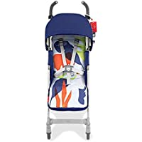 Maclaren Quest Stroller Abstract Leaves - Full-featured, lightweight and compact. Newborn Safety System and compatible…