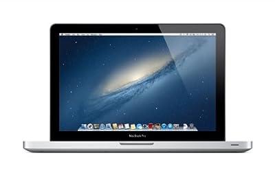 Apple 13-inch MacBook Pro (Intel Dual Core i5 2.5GHz, 4GB RAM, 500GB HDD, HD Graphics 4000, OS X Lion)