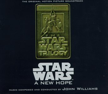 Price comparison product image Star Wars: A New Hope: The Original Motion Picture Soundtrack (Special Edition)
