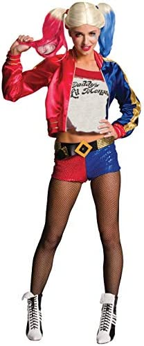 Rubies Official Harley Quinn Suicide Squad para mujer, Talla L ...