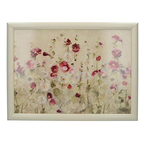 Creative Tops Wild Field Poppies Lap Tray, Labelled