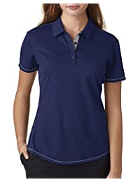 Adidas Golf Ladies ClimaCool® Mesh Color Hit Polo (A222)