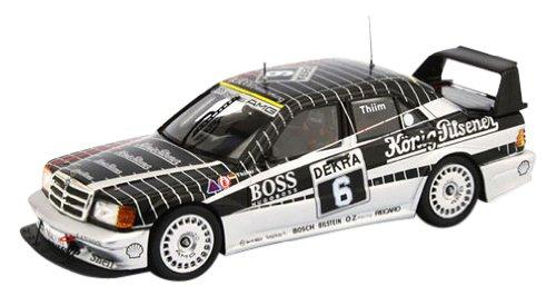 Vrai échelle 1 43 Mercedes-Benz 190E EVO2 1990 DTM   6