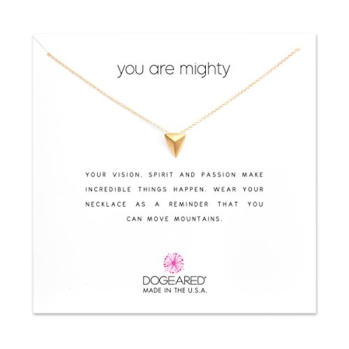 Dogeared Gold Necklace - Dogeared Reminders-