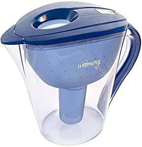 Wamery Jarra Filtradora de Agua Con Capacidad de Filtrar el Cloro ...