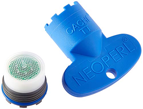 - Delta Faucet RP51345 Lahara Aerator, One Size, Blue