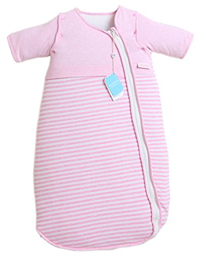LETTAS Baby Girls Cotton Removable Long Sleeve Zip up ...