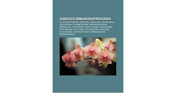 Agentes inmunosupresores: Glucocorticoides, Cortisol ...
