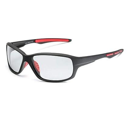 KOMNY ¡Caliente! Gafas de Sol fotocromáticas Chameleon Gafas ...
