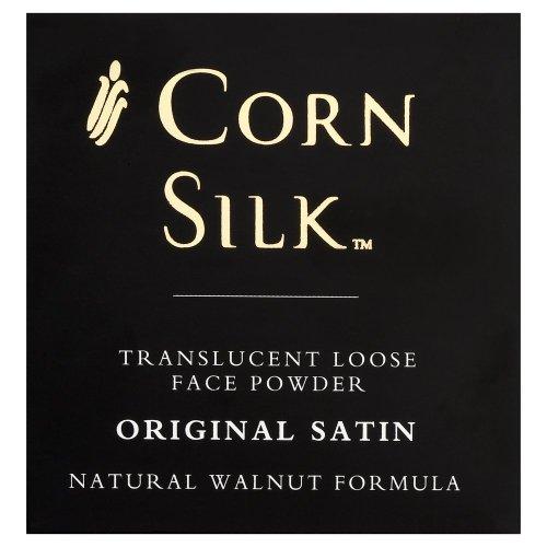 Maïs soie translucide poudre