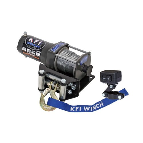 KFI Products S2000 ATV Sport Winch Kit - 2000 lbs Capacity
