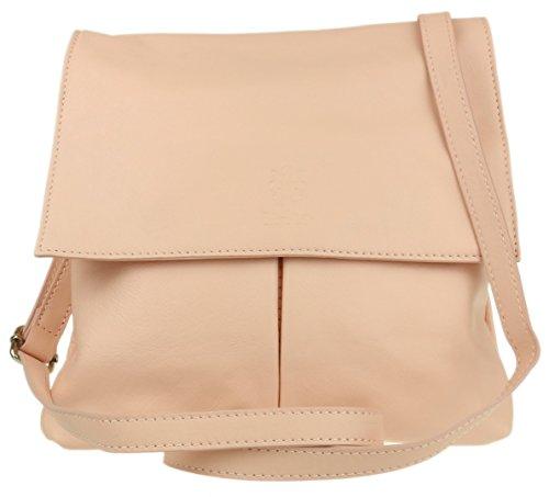 Bolso Mujer Pinky bandolera Handbags Girly Nude zHwxFT4nq