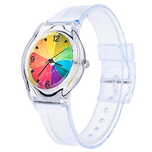 Kanpola Niño Smartwatch Fashion Relojes, Relojes para niños Reloj Encantador Niños Estudiantes Relojes Relojes para niñas Relojes Calientes: Amazon.es: ...