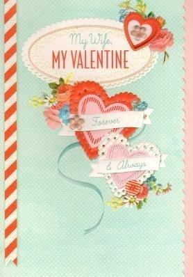 [해외]나의 아내 My Valentine, Valentine Card/My Wife My Valentine, Valentine Card
