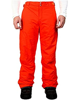 MEN'S SNOW ARCTIC TRIP PANTS RED OMNI-TECH