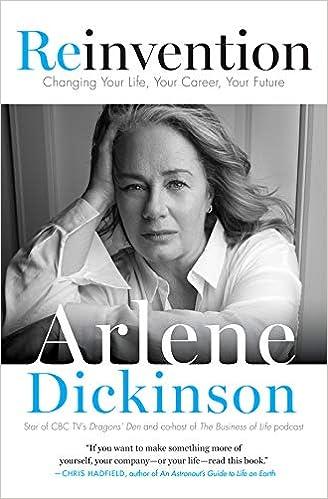 """Image result for arlene dickinson reinvention book"""""""