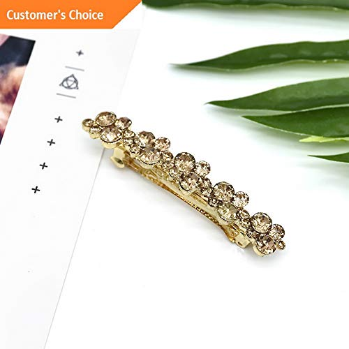 Hebel Fashion Women Pearl Hair Clip Bobby Pin Barrette Stick Hairpin Hair Accessories | Model HRPN - 5574 |