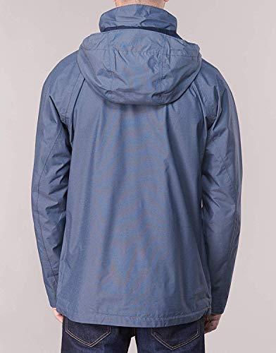 collegiate Ii Navy Columbia Jacket Good Imperméable Homme 1840731 Ways Bleu Veste Heather Nylon TTwBxnvXpq